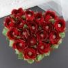 Букет из конфет Сердце
