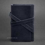 Блокнот кожаный, софт-бук 1.0 Ночное небо