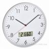 Настенные часы с термогигрометром TFA 60304802