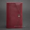 Блокнот-софтбук кожаный 2.0 Виноград