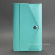 Блокнот-софтбук кожаный 2.0 Тиффани