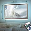 Картина с диодной подсветкой Молочные реки 33х48 см