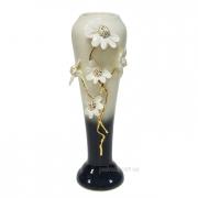 Керамическая ваза Ромашки 40 см