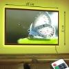 Картина с LED-подсветкой Бабочка