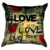 Подушка подарочная 40х40 см LOVE-2