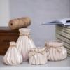 Набор декоративных ваз Алхимия 2801-2805 беж