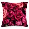 Подушка декоративная 40х40 см Розы-2