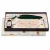 Письменный набор LaKalligrafica 7301 (зеленое)