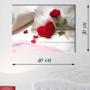 Картина на холсте Любовь в подарок