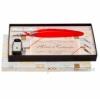 Письменный набор LaKalligrafica 7301 (красное)
