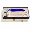Письменный набор LaKalligrafica 7301 (синее)