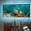 Картина с диодной подсветкой В океане