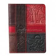 Обложка на паспорт кожаная 809-45-07