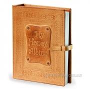 Кожаный фотоальбом My Honey Album 30x30 см