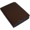 Папка кожзам AMO SSBW03 коричневая