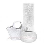 Керамические вазы в наборе Eterna SET1122