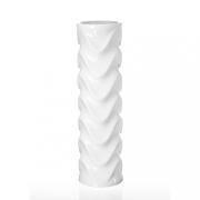 Ваза керамическая белая Eterna Волна 0004W