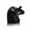 Керамический слон подсвечник Eterna 2010-135 черный