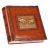 Фотоальбом кожаный INobili MICHELANGELO M47 24x30 (магнитные страницы)