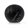 Ваза керамическая Флора 2907-17 black