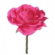 Роза гигант бумажная с конфетами
