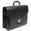 Мужской портфель кожзам Jurom 0-30-111 чёрный