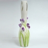 Ваза керамическая напольная Тюльпаны 75 см
