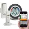 Метеостанция для смартфонов TFA 31400802 Cosy Radar WeatherHub