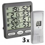 Термометр-гигрометр электронный TFA 30305410