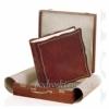 Фотоальбом кожаный I Nobili LUIGI XIV M53 35x35 см