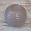 Подсвечник керамический Шантили бежевый 11 см