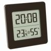 Термогигрометр комнатный с часами TFA 30503801