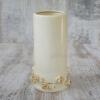 Керамическая ваза Офелия с золотом 23 см