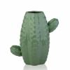 Ваза керамическая Кактус Eterna WW 2702-20,5 св-зеленая