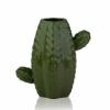 Ваза керамическая Кактус Eterna WW 2702-20,5 зеленая