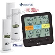 Термогигрометр цифровой Klima@Home WeatherHub TFA 30306001