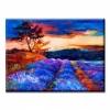Картина 50х70 см Glozis Лавандовая долина