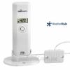 Беспроводной датчик температуры и влажности с сенсором воды WeatherHub TFA 30330502