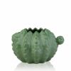 Ваза керамическая Кактус Eterna WW 2707-10 св-зеленая