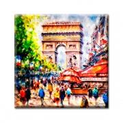 Картина 50х50 см Glozis Триумфальная арка