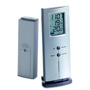 Термометр-часы с  передатчиком LOGO TFA 30300954.IT