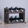 Стеллаж деревянный для вина Marsan венге