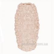 Керамическая ваза Гранди Флора розовая 38 см
