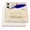 Набор для каллиграфии La Kaligrafica 7307 синее
