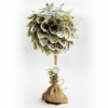 Денежное дерево сувенирное, топиарий из купюр