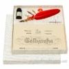 Набор для каллиграфии La Kaligrafica 7307 красное перо