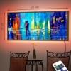 Картина с диодной подсветкой Мир влюбленных