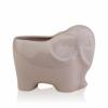 Кашпо керамика слон 3106-11 Beige