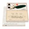 Набор для каллиграфии La Kaligrafica 7307 зеленое перо