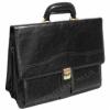 Портфель мужской кожзам 4U Cavaldi B-005 черный